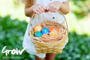 Easter Egg Hunt Stockholm