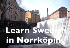 Learn Swedish in Norrköping