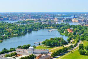 Stockholm Summer
