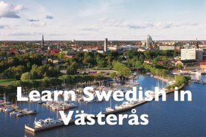 Learn Swedish in Västerås