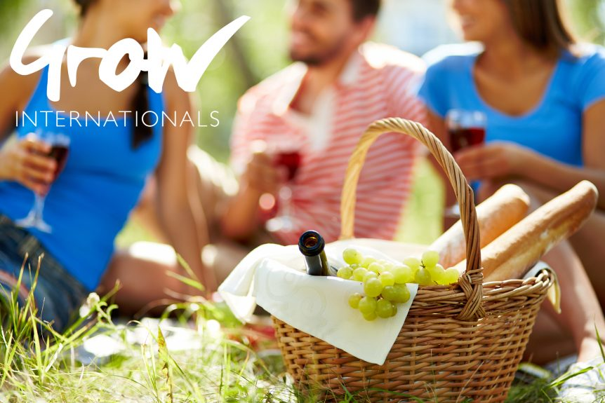 Picnic with Grow Internationals