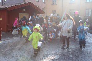 Grow Internationals' Annual Easter Egg Hunt