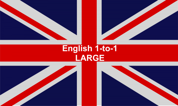 English online large pack
