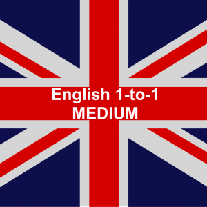 English online Medium pack