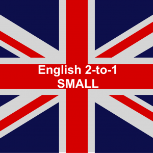 English 2-to-1 small pack