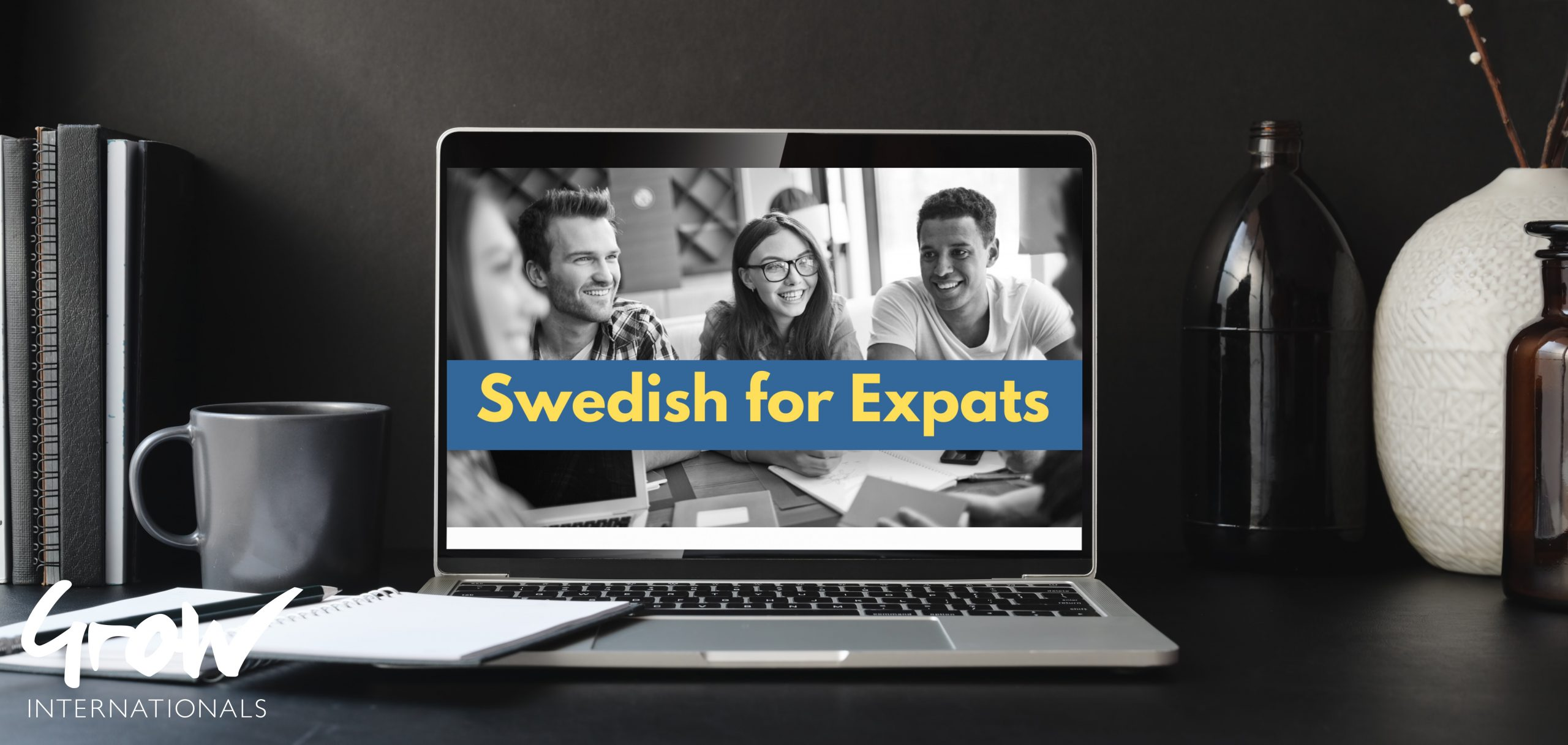 Swedish for Expats online