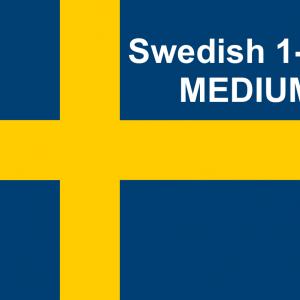 Swedish online M pack